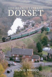 The Branch Lines Of Dorset front cover