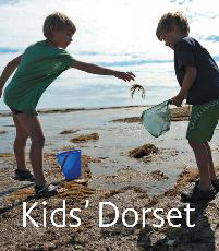 Kids Dorset front cover