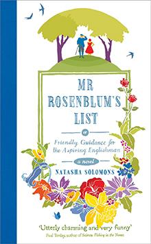 Mr Roseblum's List front cover