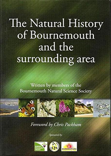 The Natural History of Bournemouth and the Surrounding Area front cover