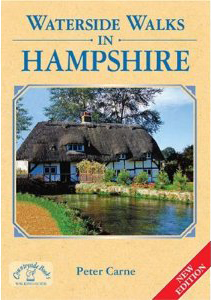 Water Side Walks In Hampshire front cover