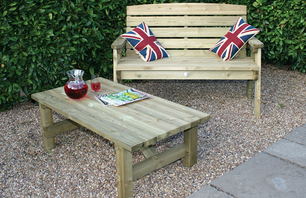 * Cushions are not included. Delivery is not included. Winner to choose local stockist and collect items or arrange delivery as applicable. For your nearest Hutton stockist call 01452 762089. Those local to the 4Dorset area are Fencestores, Bournemouth 01202 579539 and Scats Countrystores, Dorchester 01305 262141.