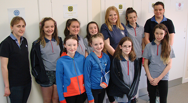 Girl guiding in West Moors
